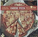 Trader Joe's Gluten Free Cheese Pizza with Cauliflower Crust (4 Pack)
