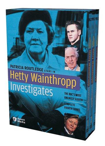 (Hetty Wainthropp Investigates - Complete Fourth Series)