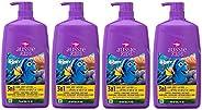 Aussie Kids 3 In 1 Shampoo + Conditioner + Body Wash, Coral Reef Cupcake, 26.2 Fl. Oz (Pack of 4)