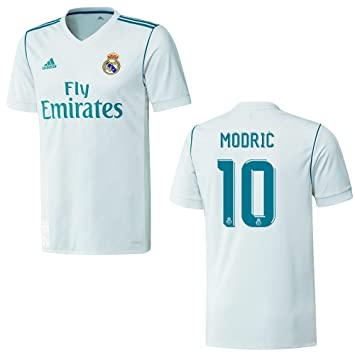 6411a3d079 Adidas Real Madrid Camiseta Home Niños 2018 - Modric 10