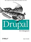 Book cover from Drupal for Designers by Dani Nordin