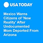 Mexico Warns Citizens of 'New Reality' After Undocumented Mom Deported From Arizona | Doug Stanglin