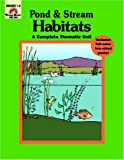 Habitats - Pond and Stream, Jill Norris and Gregory O'Brien, 1557995680