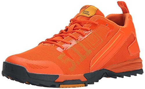 5.11 Tactical Women's Recon TSO Cross-Training Shoe,Scope Orange,8 D(M) US by 5.11
