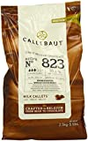 Belgian Milk Chocolate Baking Callets (Chips) - 33.6% - 1 bag, 5.5 lbs