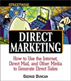 Streetwise Direct Marketing, George Duncan, 1580624391