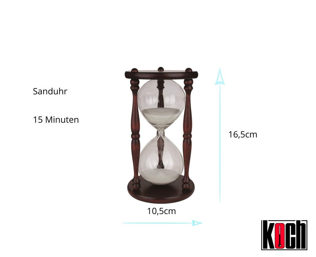 Koch 11250 Sablier pour une quart dheure Renaissance