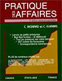 Pratique des Affaires, Christine Besnard and Charles Elkabas, 1551301369