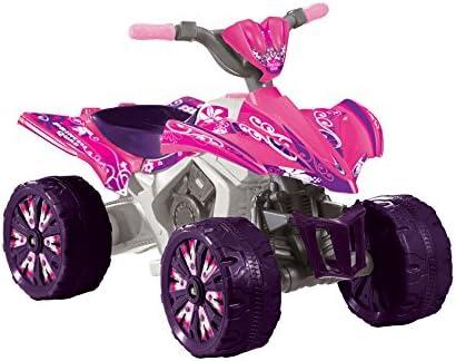 Kid Motorz Xtreme Quad Pink 6V Ride On Car