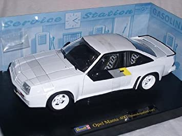 8919 Revell Racing Opel 118 Manta 08919 Blanc 400 Car lcT13FKJ
