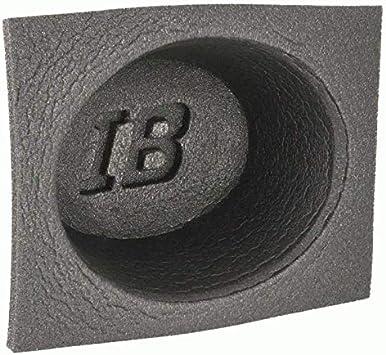 Install Bay 5 x 7 Speaker Oval Baffle Car Audio Bass Reflex System 2 Pairs