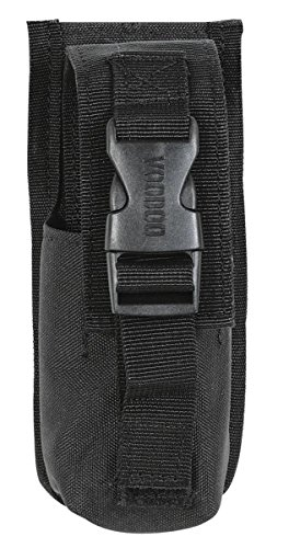 VooDoo Tactical 20-9320001000 M84 Flash Bang Pouch, Black, SINGLE