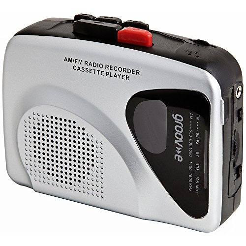 Price comparison product image Retro Series Personal Cassette Player/Recorder with Radio