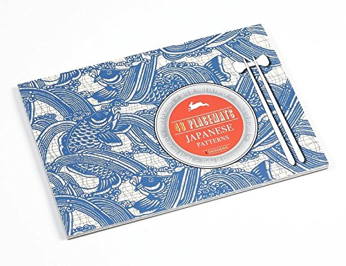 Japanese Patterns : Placemat Pad Vol 05 by Pepin van Roojen