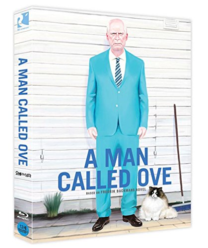 "MOVIE ""A Man Called Ove""Blu-ray/ENG SUBTITLE/REGION A/16P BOOKLET"