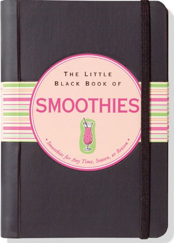 The Little Black Book of Smoothies (Little Black Books)