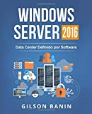 capa de Windows Server 2016: Data Center Definido por Software