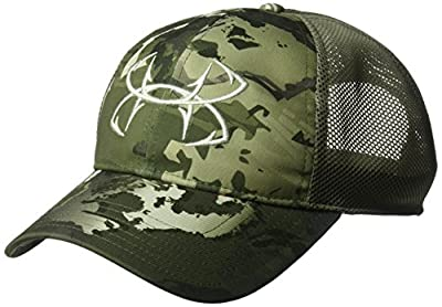 Under Armour Men's Camo Fish Hook 2.0 Cap from Under Armour Outdoors