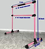 PreGymnastic 4 Ft Adjustable & Portable Double