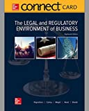 img - for Connect Access Card for The Legal and Regulatory Environment of Business book / textbook / text book