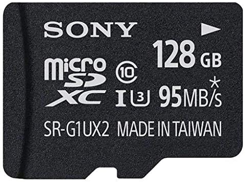 Amazon.com: Sony SR-UX2A Series 128GB R95 W70 UHS-1 ...