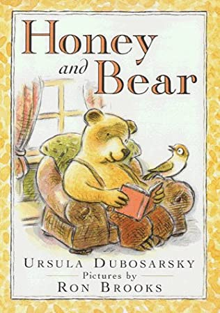 book cover of Honey and Bear