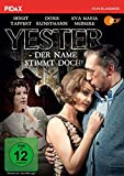 Yester - Der Name stimmt doch? / Spannender Psychothriller mit Horst Tappert (Pidax Film-Klassiker) [DVD] [1971]