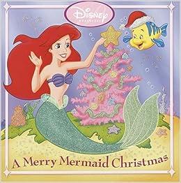 A Merry Mermaid Christmas (Pictureback(R)): RH Disney, Bob Berry ...