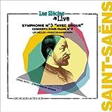 サン=サーンス:交響曲第3番「オルガン付き」、ピアノ協奏曲第4番
