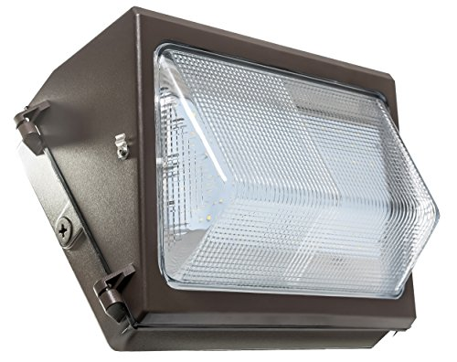 Cheap Westgate Lighting LED Wall Pack Fixture – Premium Outdoor Security Non-Cutoff Wall Light – Residential Commercial Grade Industrial Quality HPS/HID Replacement – UL Listed