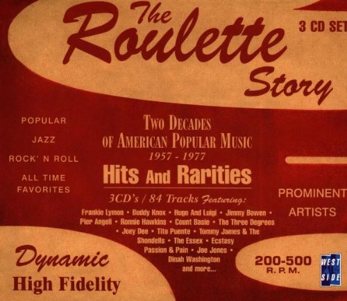 The Roulette Story: Two Decades of American Popular Music, 1957-1977 by Various