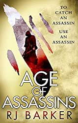 Age of Assassins by R.J. Barker fantasy book reviews