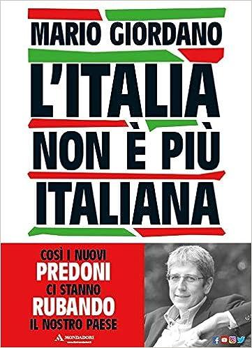 """""""L'Italia che non c'è più"""" di Domenico Bonvegna"""