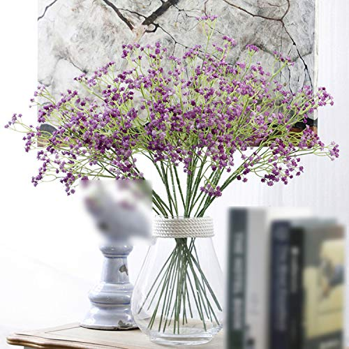 80-Mini-Heads-1PC-Artificial-Flower-Gypsophila-Fake-Silicone-Plant-for-Wedding-Home-Party-DecorationsPink