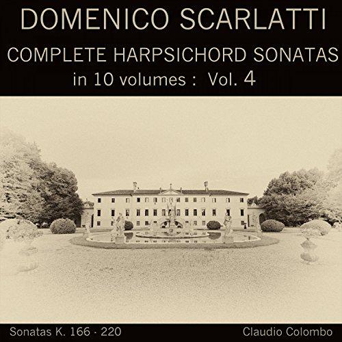 Harpsichord Sonatas Complete (Domenico Scarlatti: Complete Harpsichord Sonatas in 10 volumes, Vol. 4)
