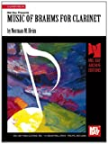 Music of Brahms for Clarinet, Norman M. Heim, 0786621443