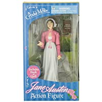 Accoutrements Jane Austen figura de acción