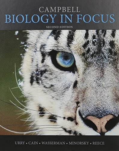 Campbell Biology in Focus; Modified Mastering Biology with Pearson eText -- ValuePack Access Card -- for Campbell Biology in Focus (2nd Edition)