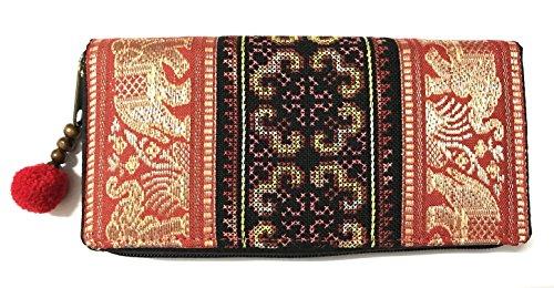 Louis Vuitton Red Handbag - 8