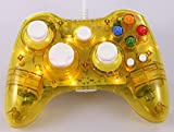 Tomsenn Wired Pc Game Controller Gampad joystick for xbox360/PC(Yellow)