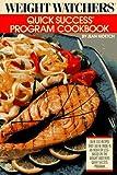 Weight Watchers Quick Success Program Cookbook (Plume)