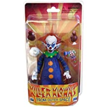 """Amok Time Killer Klowns from Outer Space """"Tiny"""" Deluxe Action Figure"""