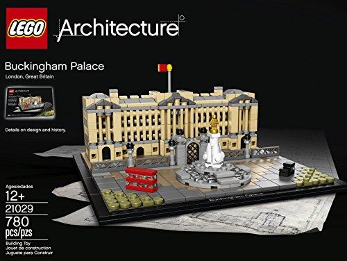 Lego Architecture  Buckingham Palace Building Kit  Piece