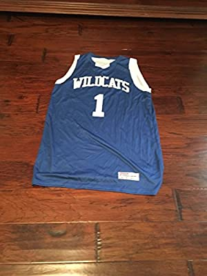 Wilson Men's Kentucky Wildcats Basketball Uniform Size Medium NEW