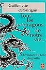Tous les dragons de notre vie : Chroniques du bord du gouffre par Sairigné
