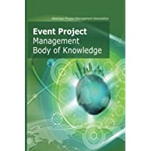 Event project management body of knowledge