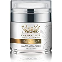 Anti Aging Eye Wrinkle Cream for Women & Men with Hyaluronic Acid Matrixyl 3000 Complex to Moisturize Your Skin Day And Night – 1.8 Fl. Oz