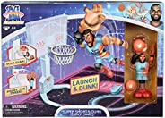 SPACE JAM: A New Legacy - Super Shoot & Dunk Playset with Lebron Fi