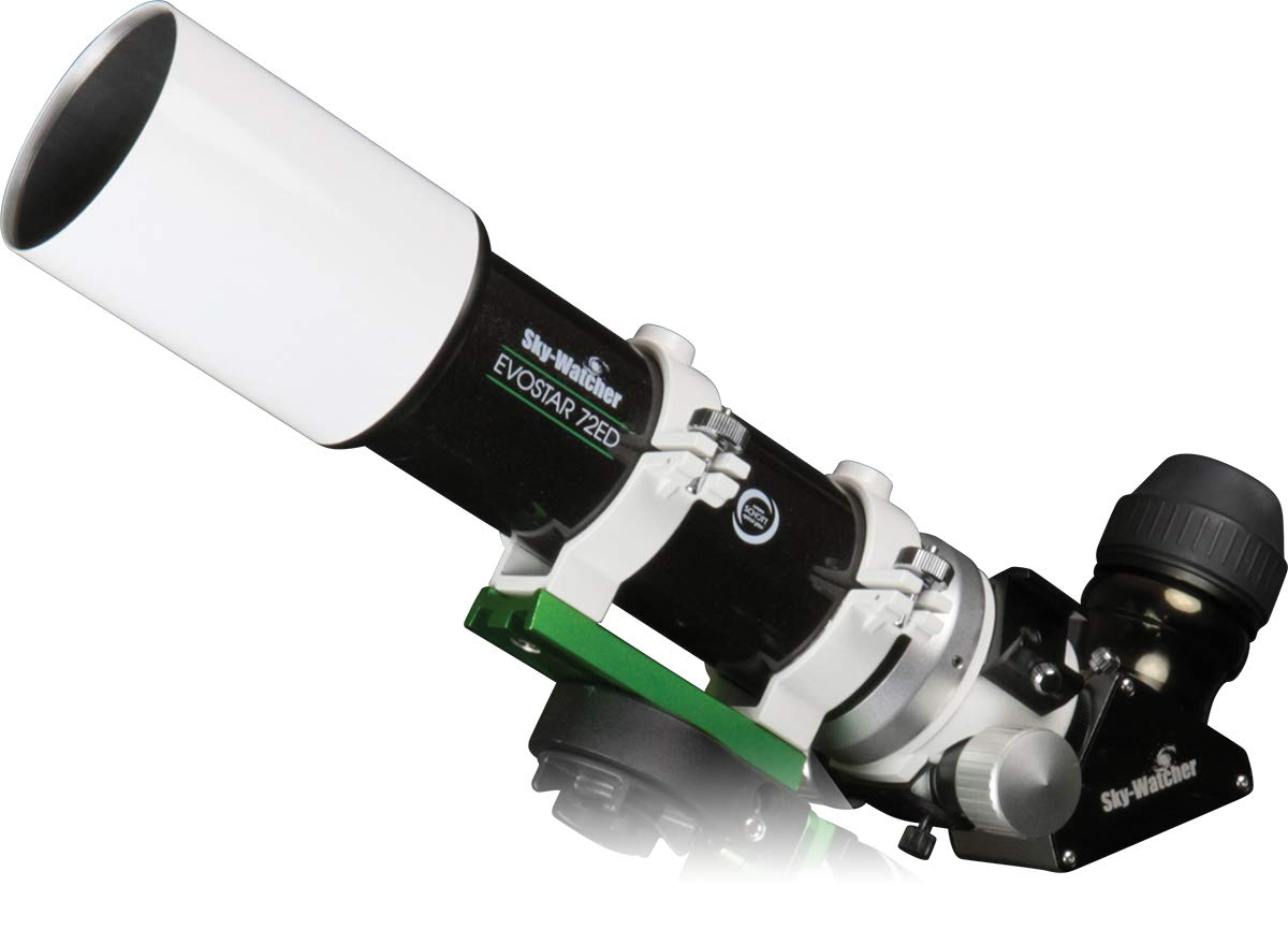 Sky-Watcher USA EvoStar 72ED Optical Tube Assembly, White (S11180) by Sky Watcher