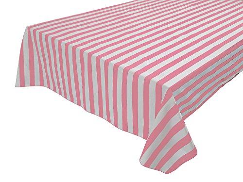 Zen Creative Designs Premium Cotton Table Cloth Stripes / Lines (58